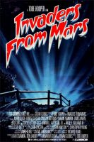 Invaders from Mars Movie Poster (1986)