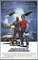 Iron Eagle Movie Poster (1986)