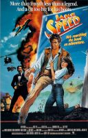 Jake Speed Movie Poster (1986)