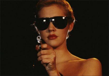 James Bond: The Living Daylights (1987) - Catrina Skepper