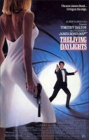 James Bond: The Living Daylights Movie Poster (1987)