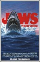 Jaws: The Revenge Movie Poster (1987)