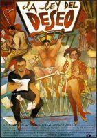 Law of Desire - La Ley del Deseo Movie Poster (1987)