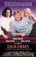 Legal Eagles Movie Poster (1986)