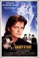Light of Day Movie Poster (1987)