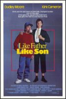 Like Father, Like Son Movie Poster (1987)