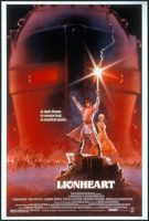Lionheart Movie Poster (1987)
