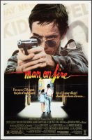 Man on Fire Movie Poster (1987)