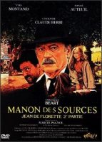 Manon des Sources - Manon of the Spring Movie Poster (1986)