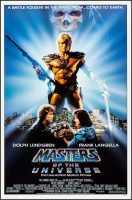 He-Man: Masters of the Universe Movie Poster (1987)
