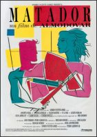 Matador Movie Poster (1986)