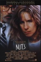 Nuts Movie Poster (1987)