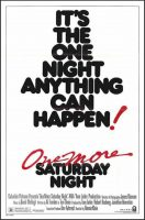 One More Saturday Night Movie Poster (1986)