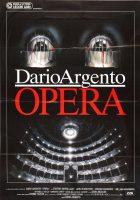Opera Movie Poster (1987)