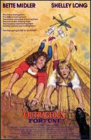 Outrageous Fortune Movie Poster (1987)
