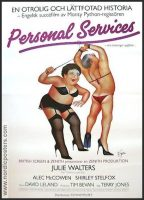 Personal Services Movie Poster (1987)