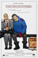 Planes, Trains and Automobiles Movie Poster (1987)