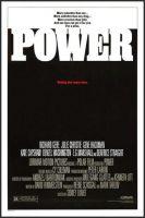 Power Movie Poster (1986)