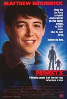Project X Movie Poster (1987)