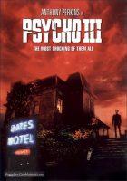 Psycho III Movie Poster (1986)