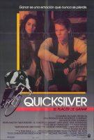 Quicksilver Movie Poster (1986)