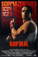 Raw Deal Movie Poster (1986)