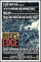 River's Edge Movie Poster (1987)