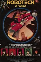 Robotech: The Movie Poster (1986)