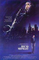 'Round Midnight Movie Poster (1986)