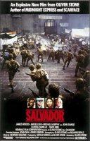 Salvador Movie Poster (1986)