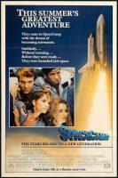 SpaceCamp Movie Poster (1986)