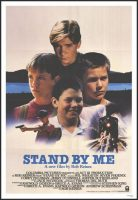 Stand by Me Movie Poster (1986)