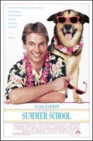 Summer School Movie Poster (1987)