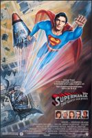 Superman IV: The Quest for Peace Movie Poster (1987)