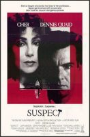 Suspect Movie Poster (1987)