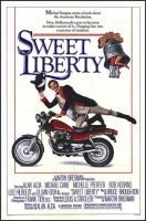 Sweet Liberty Movie Poster (1986)