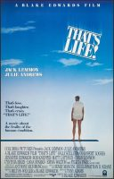 That's Life! Movie Poster (1986)