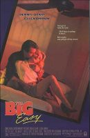 The Big Easy Movie Poster (1987)