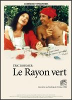 The Green Ray -  Le Rayon Vert Movie Poster (1986)