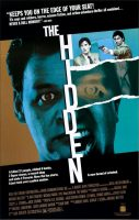 The Hidden Movie Poster (1987)