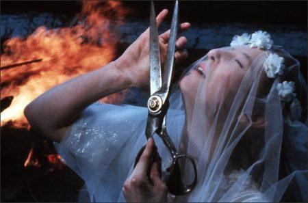 The Last of England (1988) - Tilda Swinton