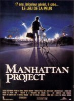 The Manhattan Project Movie Poster (1986)