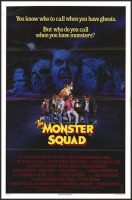 The Monster Squad Movie Poster (1987)