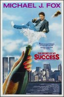 The Secret of My Success Movie Poster (1987)