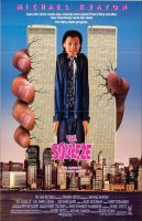 The Squeeze Movie Poster (1987)