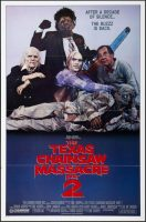 The Texas Chainsaw Massacre 2 Movie Poster 1986)