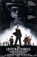 The Untouchables Movie Poster (1987)
