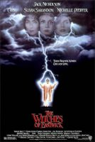 The Witches of Eastwick Movie Poster (1987)