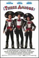 ¡Three Amigos! Movie Poster (1986)