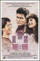 Three for the Road Movie Poster (1987)